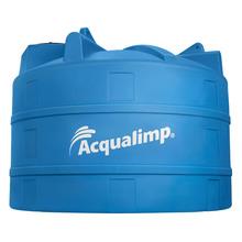 Tanque de Polietileno 10000L Azul Acqualimp