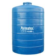 Tanque de Polietileno 10000L Azul Permatex