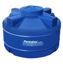Tanque de Polietileno 2500L Azul Permatex