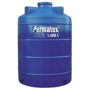 Tanque de Polietileno 5.000L Azul Permatex