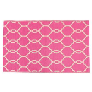 Tapete Área Externa Pink 0,90x1,50m
