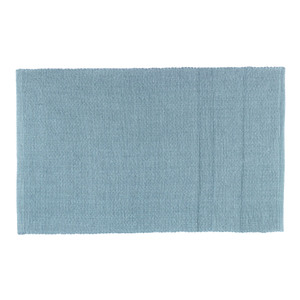 Tapete Basic Collection Azul 0,50x0,80m