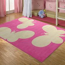 Tapete Borboleta Pink 1,00x1,50m