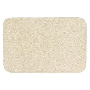 Tapete de Banheiro 1 Retangular Algodão Cru Braz Textil