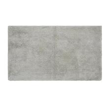 Tapete de Banheiro Verso Tecido Bege 40x60cm Sensea