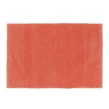 Tapete de Banheiro Early Tecido Coral 40x60cm Sensea