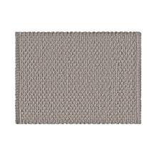 Tapete de Banheiro Tecido Retangular Naturalis Bege 40x60cm Jolitex
