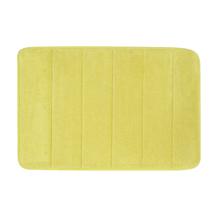 Tapete de Banheiro Antiderrapante Cocoon Plástico Verde 40x60cm Sensea