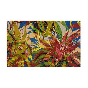 Tapete Floresta Tropical Colorido 1,00x1,50m