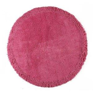 Tapete Infantil Algodão Barrado Rosa 1m Zipping