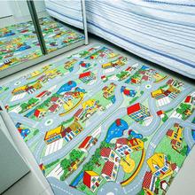 Tapete Infaltil Kids Autorama 1,50x1,30m