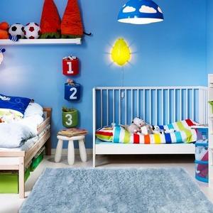 Tapete Infantil Kioto Azul 0,66x1,20m