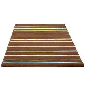 Tapete Infantil Striped Marrom 1,60x1,15m  Importado