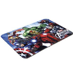 Tapete Infantil Vingadores Colorido 0,50x0,75m