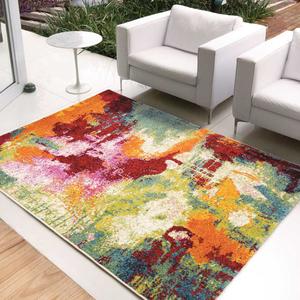 Tapete Matiz Multicolorido 1,50x2,00m