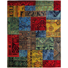 Tapete Patchwork Fantasia Colorido 1,50x2,00m