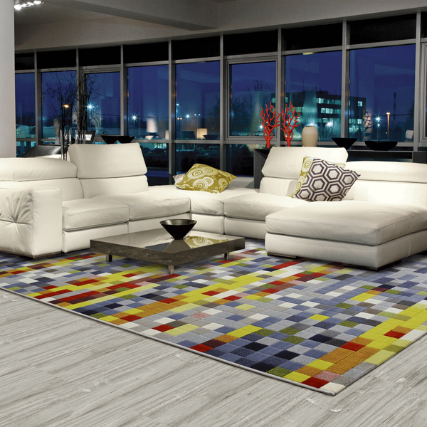 tapete pixels colorido 1 50x2 00m leroy merlin. Black Bedroom Furniture Sets. Home Design Ideas