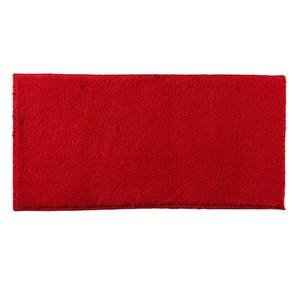 Tapete Polipropileno Lhama 50x100 cm Vermelho Lancer