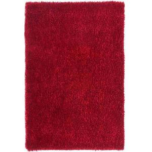 Tapete Polipropileno Shaggy Inspire Vermelho Importado 2,00x1,50m