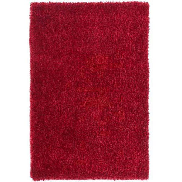 Tapete shaggy lucca vermelho 1 50x2 00m inspire leroy merlin for Ecksofa 1 50 x 2 00