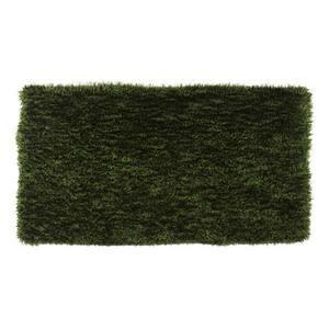 Tapete Shaggy Inspire 50X100cm Verde