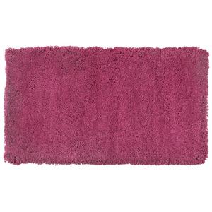 Tapete Shaggy Lisciare Rosa 0,50x1,00m