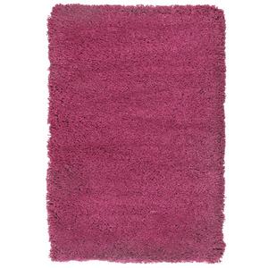 Tapete Shaggy Lisciare Rosa 1,00x1,50m