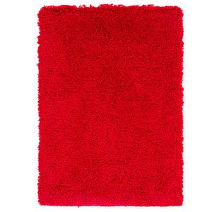 Tapete Shaggy Lisciare Vermelho 1,00x1,50m