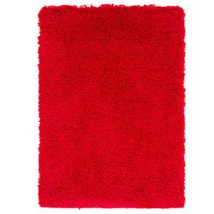 Tapete Shaggy Lisciare Vermelho 1,50x2,00m