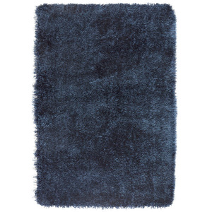 Tapete Shaggy Lucca Azul 2,00x3,00m