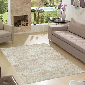 Tapete Shaggy Lucca Branco 2,00x2,50m