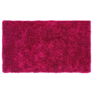 Tapete Shaggy Lucca Rosa 0,50x1,00m