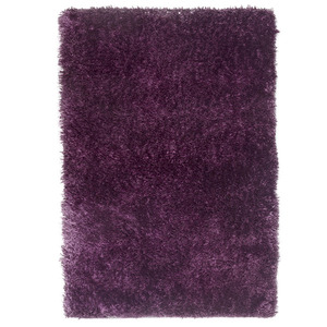 Tapete Shaggy Lucca Roxo 2,00x3,00m
