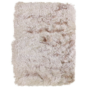 Tapete Shaggy Silk Bege 1,50x2,00m