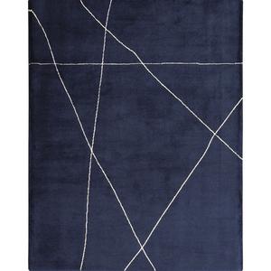 Tapete Tecido Baraka Azul 1,20x0,66m
