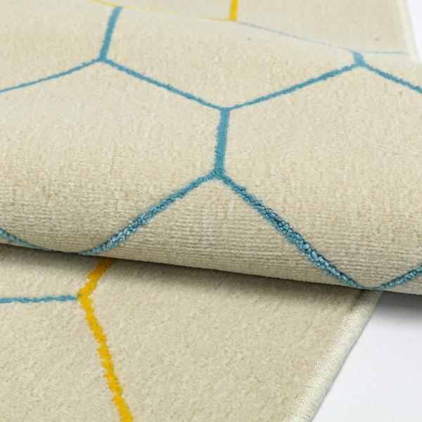 tapete tecido supreme sextavado 1 50x1 00m inspire leroy merlin. Black Bedroom Furniture Sets. Home Design Ideas