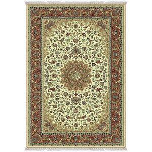 Tapete Viscose Harmony Marfim Abdalla 1,40x1,00m