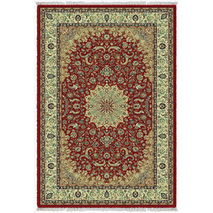 Tapete Viscose Harmony Vermelho Abdalla 1,60x1,00m