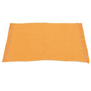 Tapete Yangui Amarelo 50x90cm
