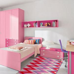 Tapete Zigzag Pink 1,00x1,50m