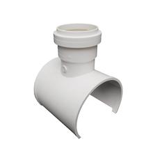 Tê de Redução Liga-Fácil para Esgoto 100x50mm PVC Estrela
