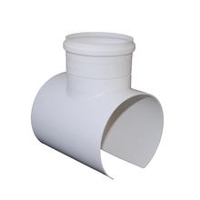 Tê de Redução Liga-Fácil para Esgoto 150x100mm PVC Estrela
