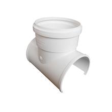 Tê Liga-Fácil para Esgoto 100x100mm PVC Estrela