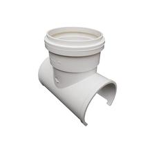 Tê Liga-Fácil para Esgoto 75x75mm PVC Estrela
