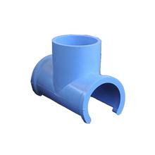 Tê Liga-Fácil Soldável para Água Fria 20mm PVC Estrela