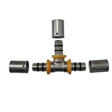 Tê para Aquecedor de Água a Gás 16x16x16mm Astra