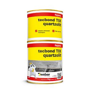 Tecbond TIX 1kg Quartzolit