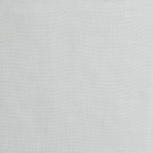 Tecido Liso Gaze de Linho Branco 3m