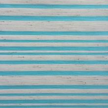 Tecido Sob Encomenda Savana Listras Jacquard Azul