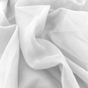 Tecido Voil Branco